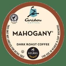 Caribou Coffee Mahogany Coffee Single Serve