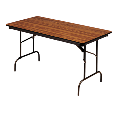 Iceberg Premium Folding Table Rectangular 72