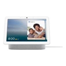Google Nest HubMax Smart Home Assistant