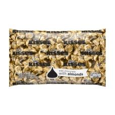 Hersheys Kisses Milk Chocolate With Almonds
