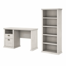 Bush Furniture Yorktown 50 W Home