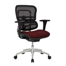 WorkPro 12000 Series Ergonomic MeshFabric Managerial