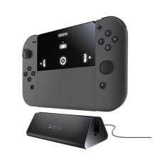 DreamGear Nintendo Switch POWER Plate Black