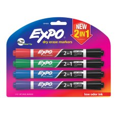 EXPO 2 in 1 Dry Erase
