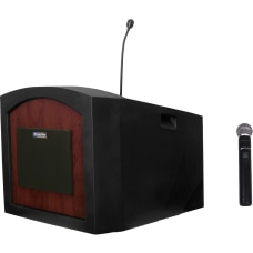 AmpliVox SW3240 Wireless Pinnacle Tabletop Lectern
