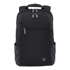 Wenger CityFriend Laptop Backpack Black
