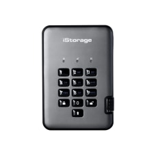 iStorage diskAshur PROandsup2 Hard drive encrypted