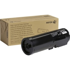 Xerox 106R03582 High Yield Black Toner