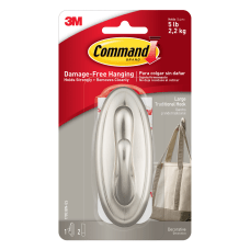 3M Command Damage Free Removable Metal