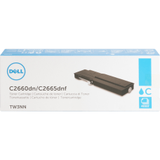 Dell Cyan original toner cartridge for