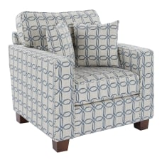 Office Star Starling Accent Chair With