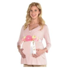 Amscan Floral Baby Mom To Be