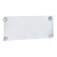 Azar Displays Acrylic Sign Frames With