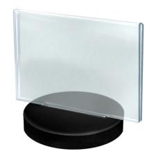 Azar Displays Horizontal Acrylic Frames 5
