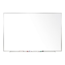 Ghent Magnetic Porcelain Whiteboard Steel 24