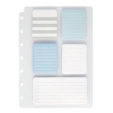TUL Discbound Lined Sticky Note Pads