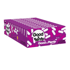 Good Plenty Licorice Candy 6 Oz
