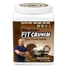 Fit Crunch Chocolate Deluxe Whey Protein