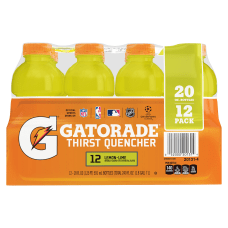 Gatorade Lemon Lime Sports Drink 20