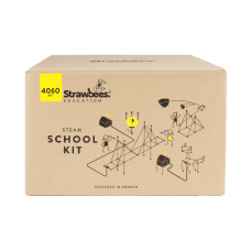 Strawbees School Kit Assorted Colors