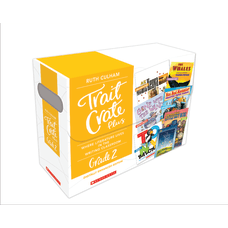 Scholastic Professional Trait Crate Plus Kits