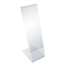 Azar Displays L Shaped Tabletop Sign