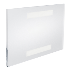 Azar Displays Acrylic Horizontal U Frame