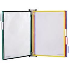 Tarifold 5 Pocket Wall Unit Display