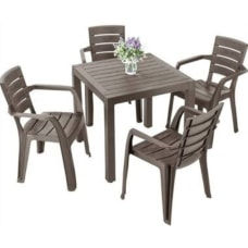 Inval Baru Collection 5 Piece Patio