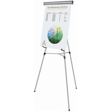 MasterVision Heavy Duty Display Easel 45