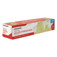 Highmark Freezer And Storage Bags With