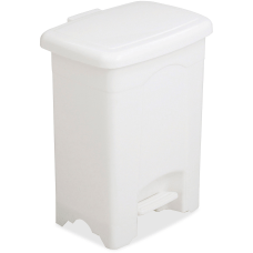 Safco Plastic Step On Receptacle 4