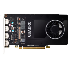 HP NVIDIA Quadro P2200 Graphic Card