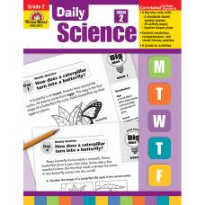 Evan Moor Daily Science Grade 2