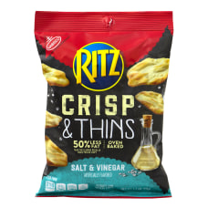 Ritz Crisps Salt Vinegar 175 Oz