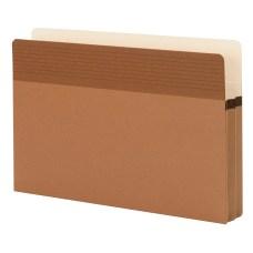 Smead Easy Grip Pockets 1 34