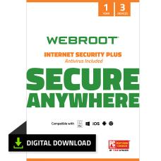Webroot Internet Security Plus With Antivirus