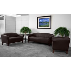 Flash Furniture Hercules Imperial Bonded LeatherSoft