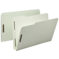 Smead Pressboard Fastener Folders 2 Expansion