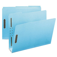 Smead Pressboard Fastener Folders 3 Expansion