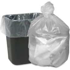 Webster 001 mil Trash Bags 11