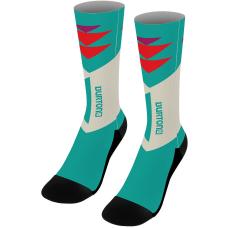 Custom Full Color Dye Sublimated Socks