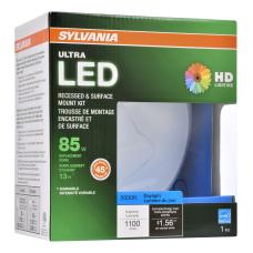 Sylvania LEDvance IndoorOutdoor Light Disk LED