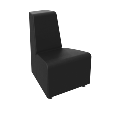Marco Outer Wedge Chair Ebony