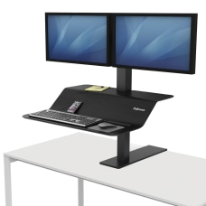 Fellowes Lotus VE Steel Sit Stand