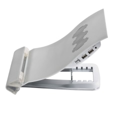 KellyREST Deluxe Aluminum Notebook Riser With