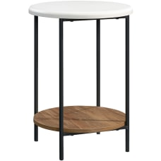 Sauder Tremont Row Round Side Table