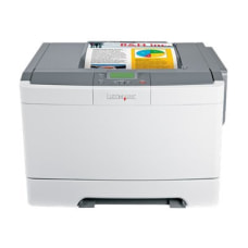 Lexmark C C543DN Desktop Laser Printer