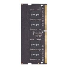 PNY 16GB DDR4 SDRAM SoDIMM 2666MHz