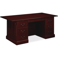 HON 94000 Series Double Pedestal Desk